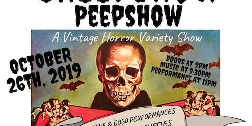 The Creepshow Peepshow