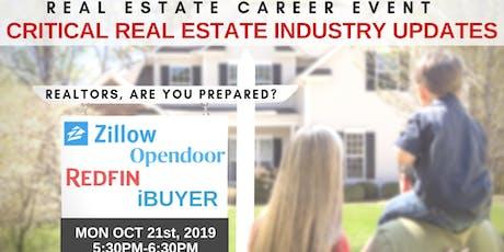Critical Real Estate Industry Updates Event - Aventura, FL tickets