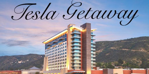 Tesla Getaway at Sycuan Casino Resort