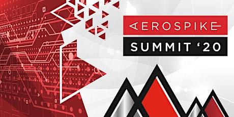 Aerospike Summit '20 tickets