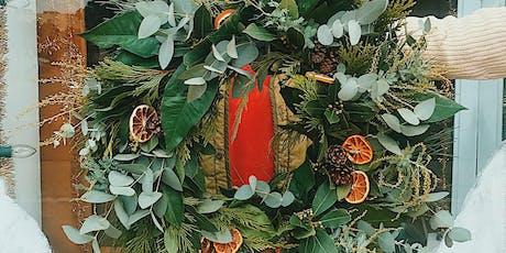 Wreath-Making Workshop with Laurel Botanicals tickets