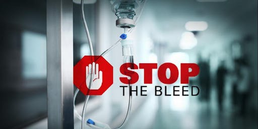 You Are The Help Until Help Arrives -Stop The Bleed- Active Shooter Series