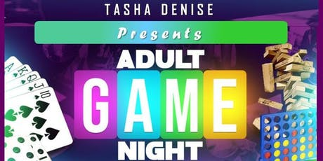 Adult Game Night tickets