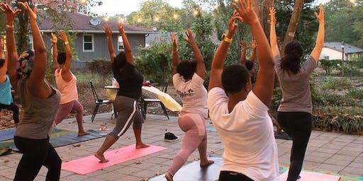 Brown Girls Meditate and Do Yoga