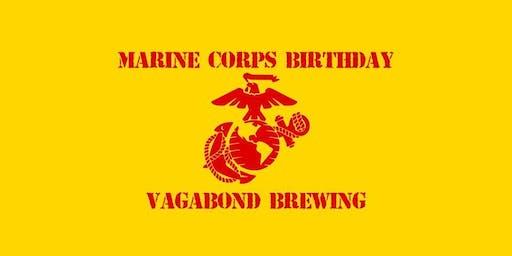 The Marine Corps Birthday 2019