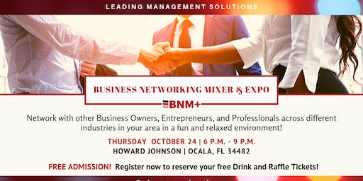 Business Networking Mixer & Expo