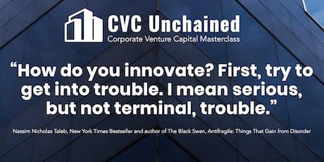 Corporate Venture Capital Masterclass tickets