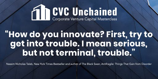 Corporate Venture Capital Masterclass