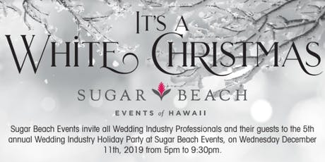 2019 Wedding Industry Holiday Party At Sugar Beach Events tickets