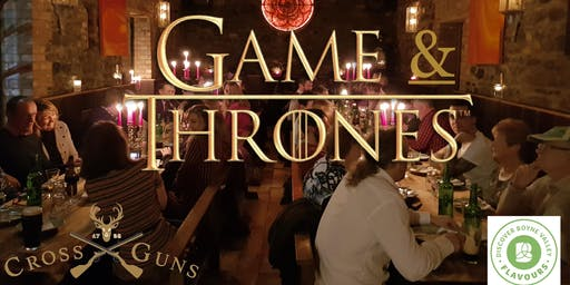 The Grand Finale Game & Thrones Banquet