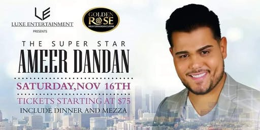 Ameer Dandan - Golden Rose - November 16, 2019