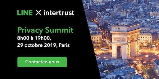 LINE X Intertrust: Privacy Summit Fall 2019