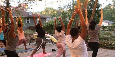 Brown Girls Meditate and Do Yoga tickets