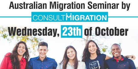 Migration Seminar tickets