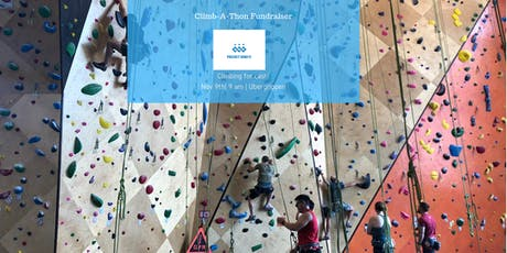 Climb-A-Thon Presented By Project Send It tickets