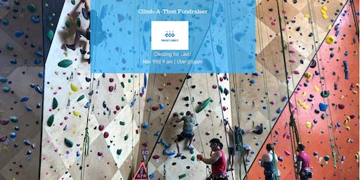 Climb-A-Thon Presented By Project Send It