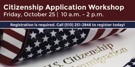 Citizenship Application Clinic tickets