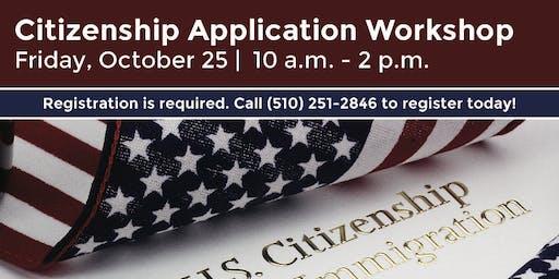 Citizenship Application Clinic