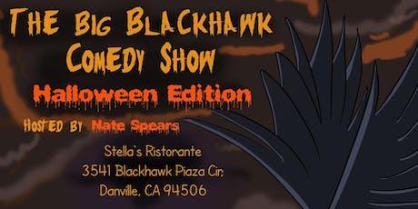 The Big Blackhawk Comedy Show tickets