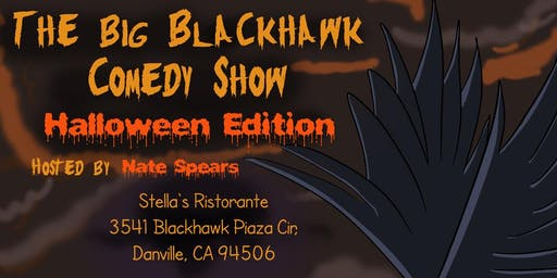 The Big Blackhawk Comedy Show