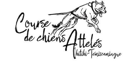Course de chiens attelés Abitibi-Témiscamingue 2020 billets