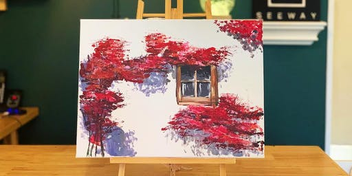 THINGS TO DO -PAINT & SIP: FALL III