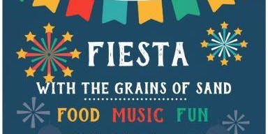 Fall Fiesta with The Grains of Sand