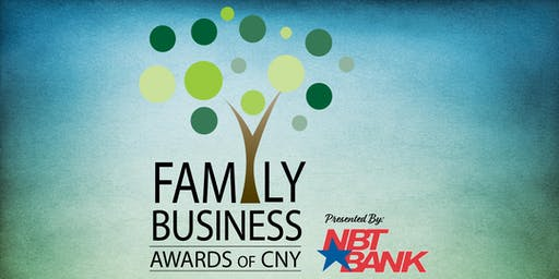 2019 Family Business Awards