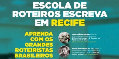 Escola de Roteiros Escreva - Recife