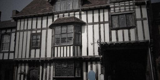 Falstaff's Experience HALLOWEEN Ghost Hunt, Stratford-upon-Avon