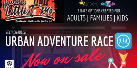 Haunted Little Tokyo Urban Adventure Race: Prizes for the Entire Family! tickets