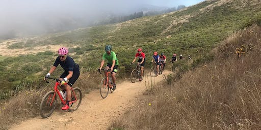 Marin Headlands Gravel Ride 2.0 with Sports Basement - Presidio