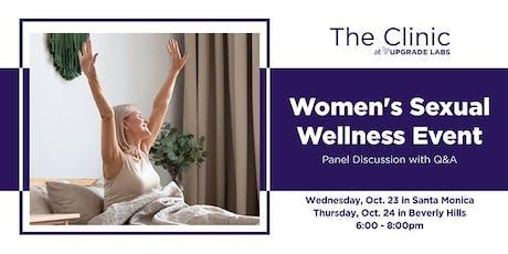 Women's Sexual Wellness Event @ Beverly Hills tickets