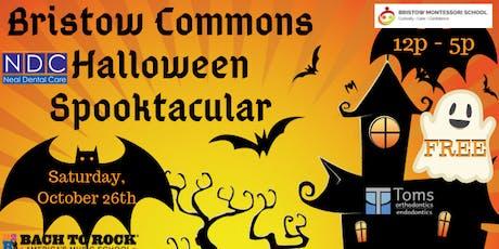 BC Halloween Spooktacular tickets