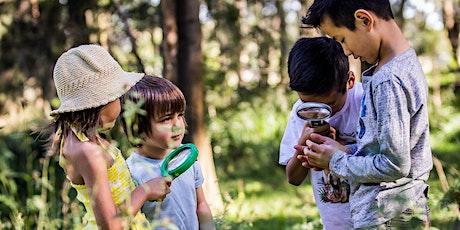 Garden Science - Water Worlds tickets