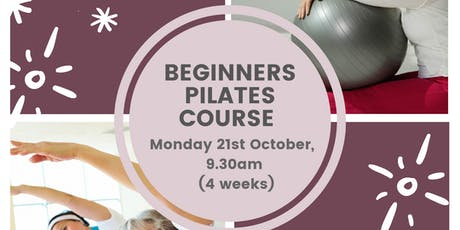 Beginners Pilates Course tickets