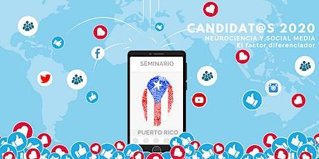 Candidat@s 2020 Neurociencia y Social Media - El factor diferenciador entradas