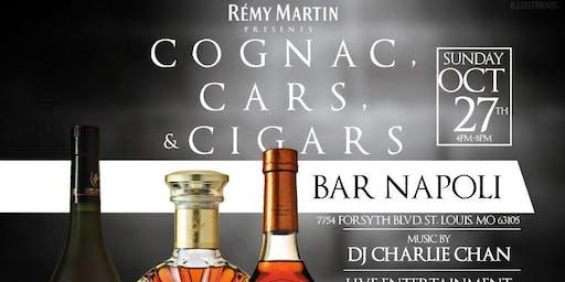 Cognac, Cars  & Cigars
