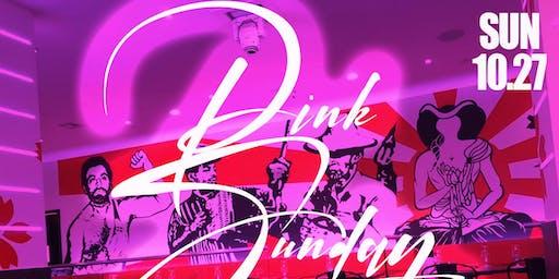 Pink Sunday Brunch