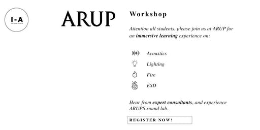 ARUP Interior Systems Workshop