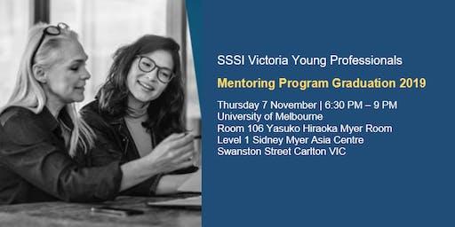 SSSI VIC YP Mentoring Program 2019 Graduation