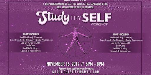 Study Thy Self