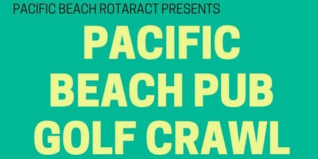 Pacific Beach Pub Golf Crawl tickets