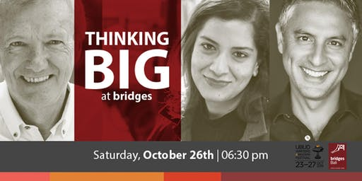 Thinking Big at bridges