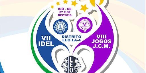 VII IDEL / VIII Jogos JCM