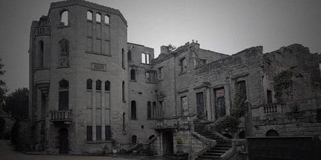 Guys Cliffe House Ghost Hunt, Warwick - with Haunted Houses Events tickets
