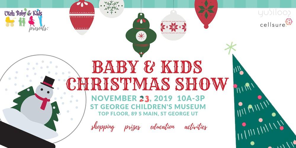 Christmas Activities In Utah.Baby Kids Christmas Show