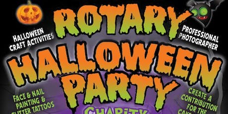 Rotary Halloween Party tickets