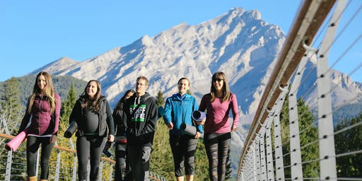 The 5th Annual Banff Yoga Festival