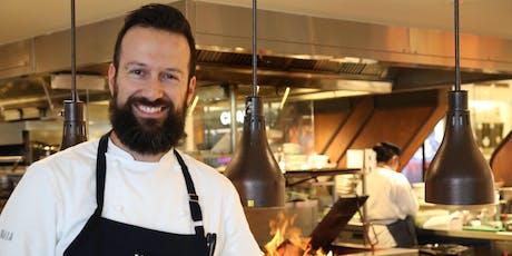 Gluten Free with Gabriele Taddeucci | Masterclass tickets